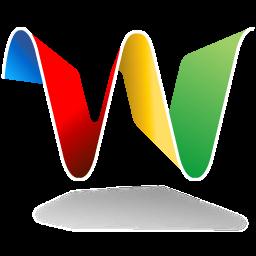 Le beau logo de Google Wave (googlewave)